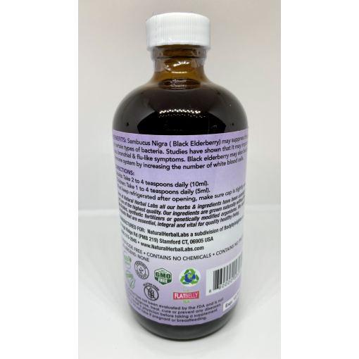 the immunity formula bottle