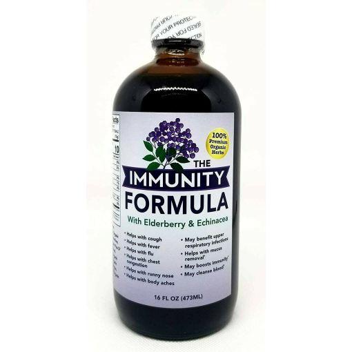 the immunity formula 16oz